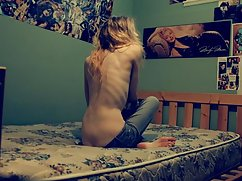 Free anorexic white teen girls naked